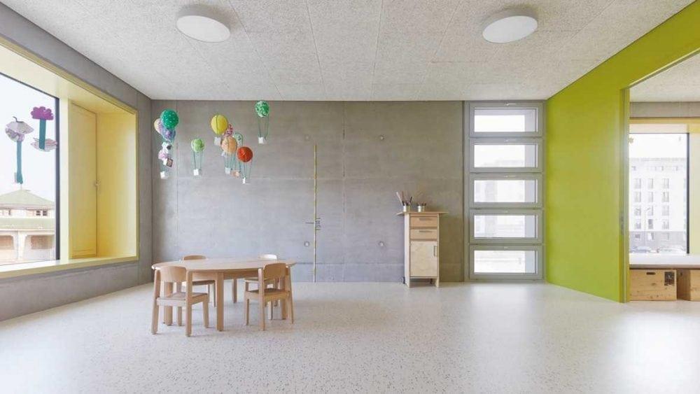Mormoleum Lino Flooring