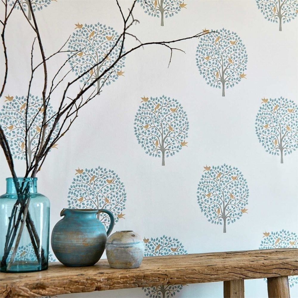 Harlaquin Wallpaper