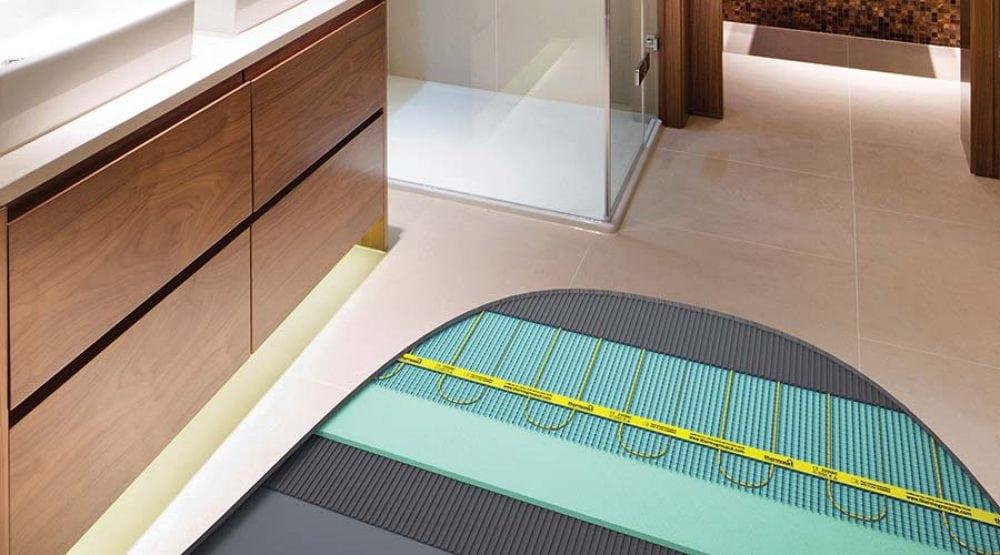 Underfloor Heating Mats