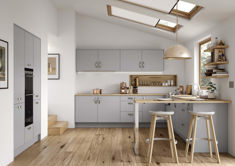 Croyde kitchen Crestwood of Lymington