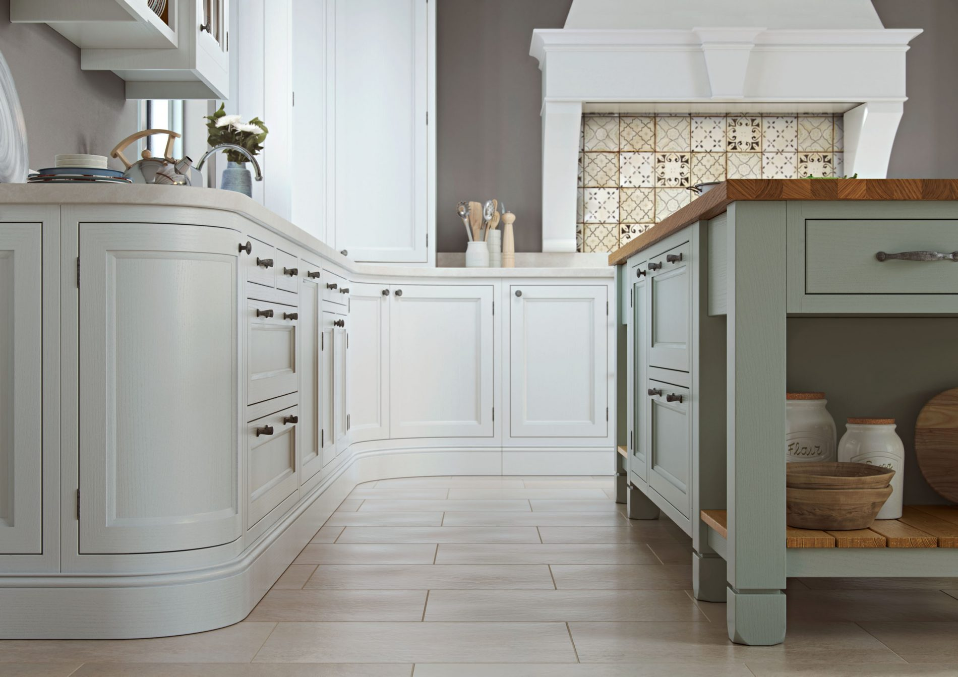 Osbourne Kitchen at Crestwood of Lymington