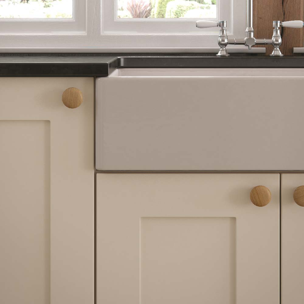 Keele kitchen Crestwood of Lymington