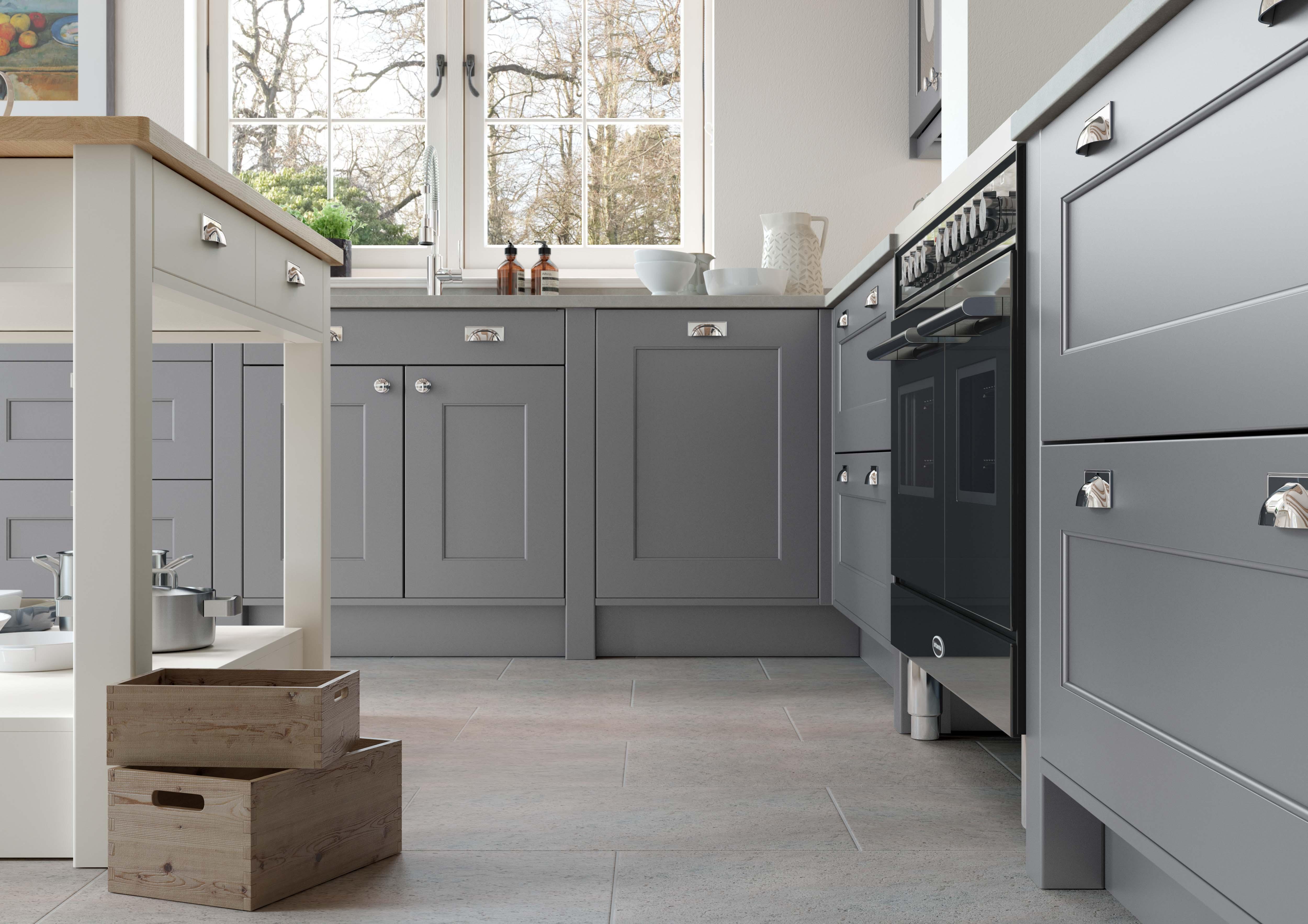 Treloy kitchen Crestwood of Lymington
